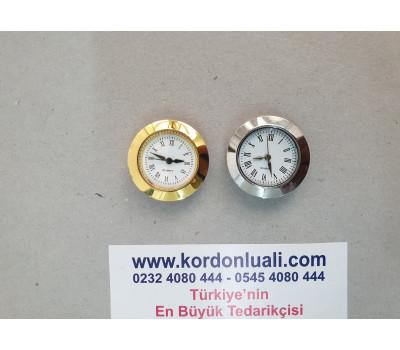 Geçme Saat 2,7 cm Gold